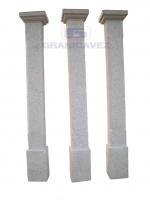 Pilares Quadrados