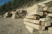 Stonemasonry clivée