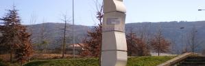 Escultura Ribeira de Pena